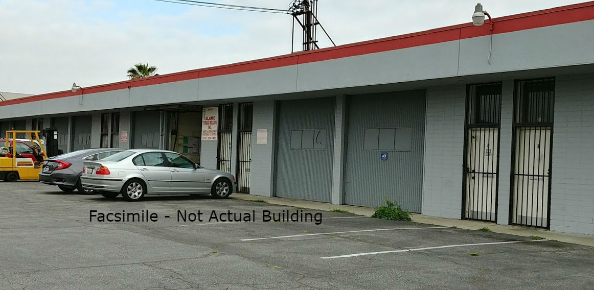35,000 SF Multi Tenant Industrial - Particiapton
